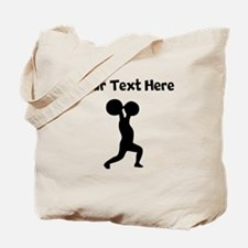 Clean And Jerk Tote Bag