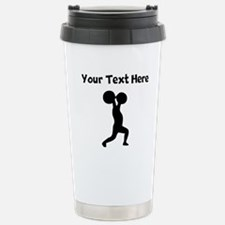 Clean And Jerk Travel Mug