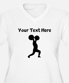 Clean And Jerk Plus Size T-Shirt