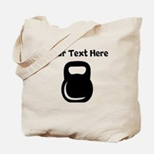 Kettle Bell Tote Bag