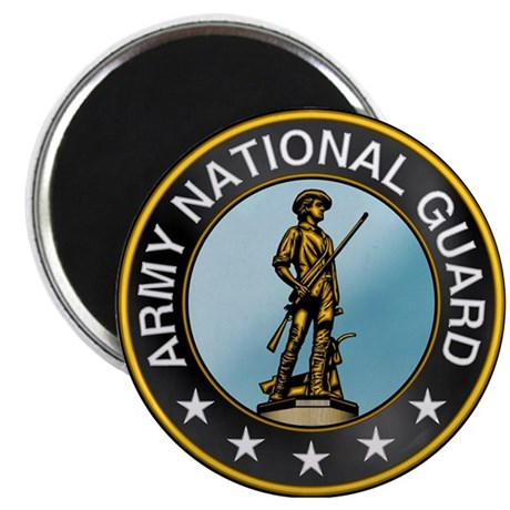 """ARMY GUARD 2.25"""" Magnet (10 pack)"""