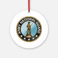ARMY GUARD Ornament (Round)