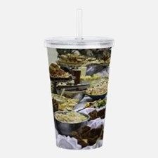 Catered Foods Acrylic Double-wall Tumbler