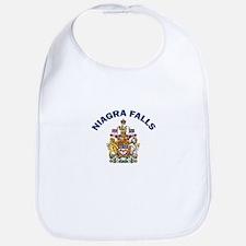 Niagra Falls Coat of Arms Bib