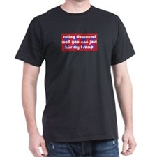 voting democrat T-Shirt