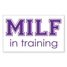 MILF In Training Decal