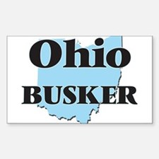 Ohio Busker Decal