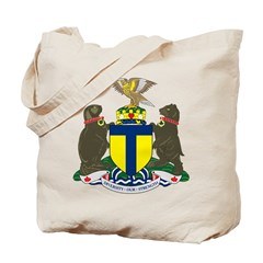 Toronto City Coat of Arms Tote Bag