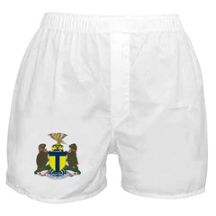 Toronto City Coat of Arms Boxer Shorts