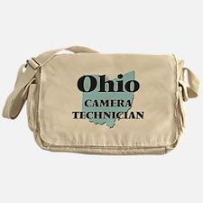 Ohio Camera Technician Messenger Bag