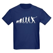Evolution of Baseball T