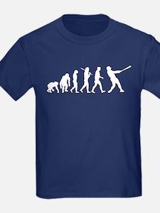 Evolution of Baseball T