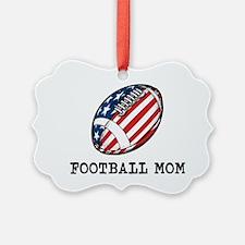 American Football Ornament