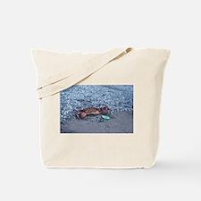 A Shore Crab Tote Bag