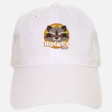 GOTG Animated Rocket Cute Baseball Baseball Cap