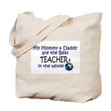 Best Teachers In The World Tote Bag
