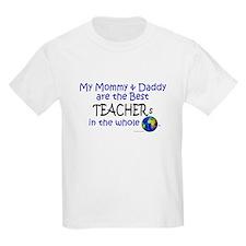 Best Teachers In The World T-Shirt