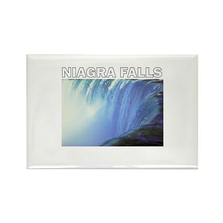 Niagra Falls Rectangle Magnet (100 pack)