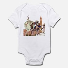 PRINCE FORMERLY KNOWN AS FROG Infant Bodysuit