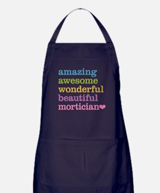 Amazing Mortician Apron (dark)