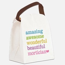 Amazing Mortician Canvas Lunch Bag