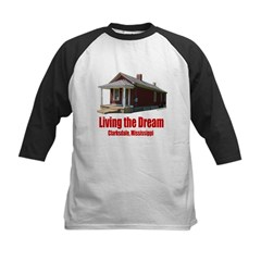 Living the Dream Clarksdale Kids Baseball Jersey