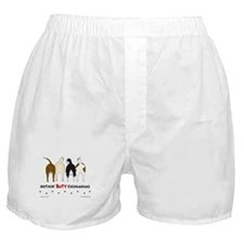 Nothin' Butt Chihuahuas Boxer Shorts