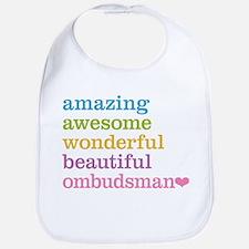 Amazing Ombudsman Bib