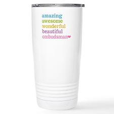 Amazing Ombudsman Travel Mug