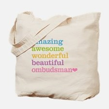 Amazing Ombudsman Tote Bag
