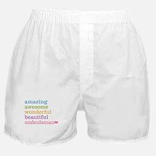 Amazing Ombudsman Boxer Shorts