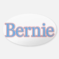 BERNIE 2016 Sticker (Oval)