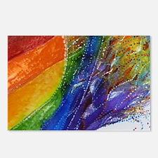 LBGT Equality pride Postcards (Package of 8)