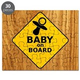 Baby on board Puzzles