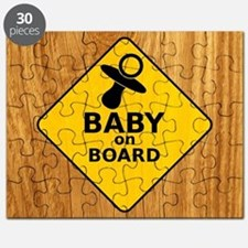 Baby on Board Puzzle