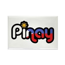 Pinay Rectangle Magnet