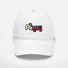 Pinay Baseball Baseball Cap