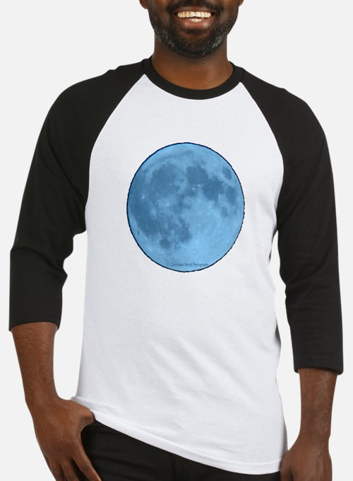 Once in a Blue Moon Baseball Jersey