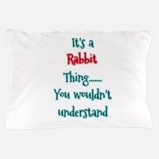 Rabbit Thing Pillow Case