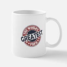 Worlds Greatest Papa Mugs