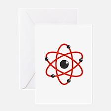 Atom Greeting Cards