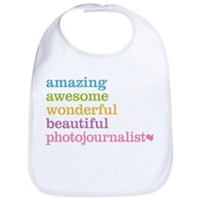 Amazing Photojournalist Bib