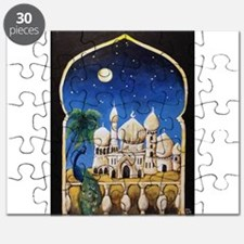 Arabian Nights Puzzle