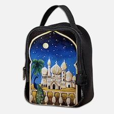 Arabian Nights Neoprene Lunch Bag