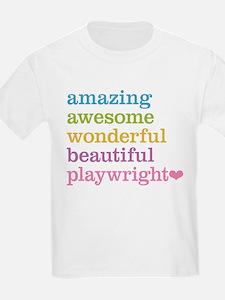 Amazing Playwright T-Shirt