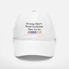 be armenian Baseball Baseball Cap