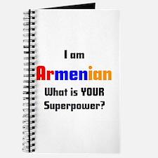 i am armenian Journal