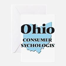 Ohio Consumer Psychologist Greeting Cards