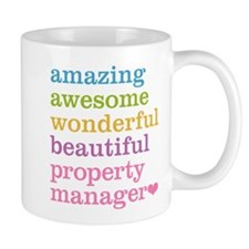 Amazing Property Manager Mugs