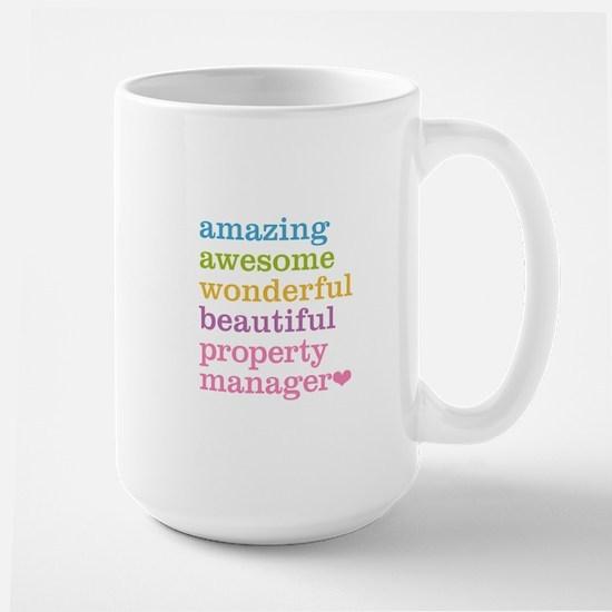 Amazing Property Manager Mugs